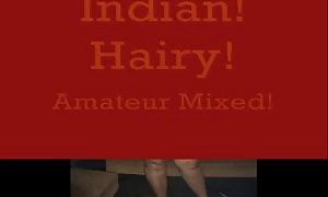 Indian! furry! rookie blended!