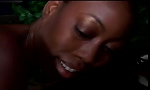 two black lesbo escorts dildoing every different